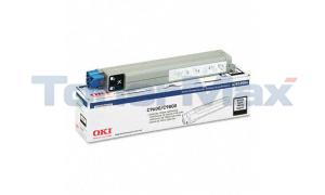 OKIDATA C9600/9800 TONER CARTRIDGE BLACK (42918904)