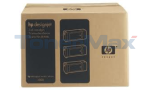 HP NO 90 INK CARTRIDGES BLACK (C5095A)