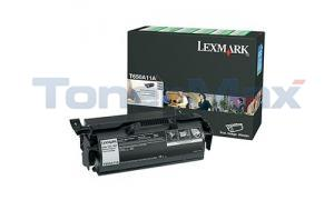 LEXMARK T650N RP PRINT CARTRIDGE BLACK 7K (T650A11A)