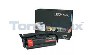 LEXMARK T654N PRINT CARTRIDGE BLACK 36K (T654X21A)