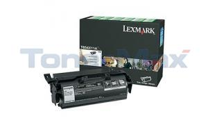LEXMARK T654N RP PRINT CARTRIDGE BLACK 36K (T654X11A)