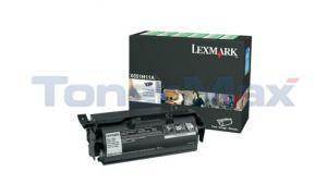 LEXMARK X651 X652 TONER CARTRIDGE RP 25K (X651H11A)