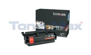 LEXMARK X651DE PRINT CART BLACK (X651A21A)