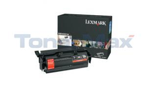 LEXMARK X654DE PRINT CART BLACK 36K (X654X21A)