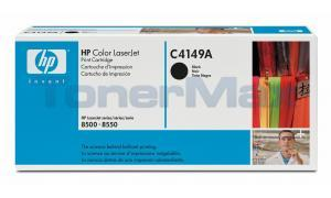 HP COLOR LASERJET 8500 TONER BLACK (C4149A)