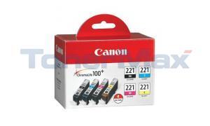 CANON CLI-221 INK CART CMYK (2946B004)