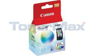CANON CL-211XL INKJET CART COLOR HY (2975B001)