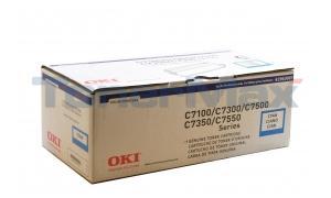 OKIDATA C7100/C7500 TYPE C4 TONER CYAN (41963003)