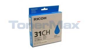 RICOH GX E5550N PRINT CARTRIDGE CYAN 4.39K (405702)