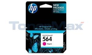 HP PHOTOSMART C6380 NO 564 INK CART MAGENTA (CB319WN)