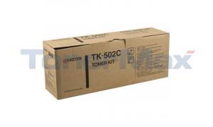 Compatible for KYOCERA MITA FS-C5016N TONER CYAN (TK-502C)