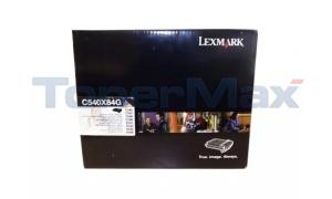 LEXMARK C540 IMAGING KIT BLACK/COLOR TAA (C540X84G)