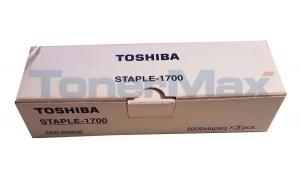 TOSHIBA STAPLE-1700 STAPLES (STAPLE 1700)