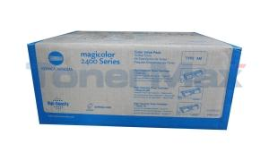 QMS MAGICOLOR 2400 120V TONER KIT CMY (TYPE AM) (1710595002)