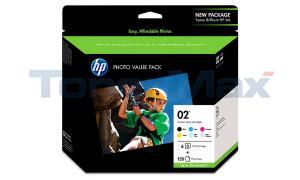 HP NO 02 PHOTO VALUE PACK (Q7964AN)