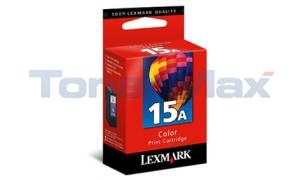 LEXMARK Z2320 NO 15A PRINT CARTRIDGE TRI-COLOR (18C2100)