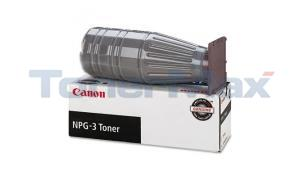 CANON NPG-3 TONER CARTRIDGE BLACK (1374A001)