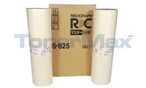RISO RC 56W MASTER A3 (S-825)