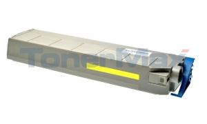 Compatible for TEKTRONIX PHASER 7300 TONER CART YELLOW 15K (016-1979-00)