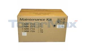 KYOCERA MITA KM-4050 MAINTENANCE KIT 120V (MK-716)