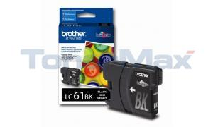BROTHER DCP165C INK CARTRIDGE BLACK (LC61BK)