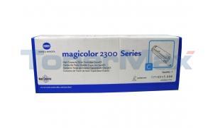 KONICA MINOLTA MAGICOLOR 2300 TONER CTG CYAN 4.5K (1710517-008)