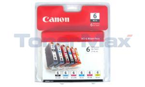 CANON BCI-6 MULTI-COLOR INK CART CMYK PC PM (4705A018)