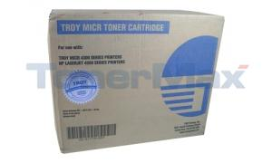 TROY 4300 MICR TONER CARTRIDGE BLACK (02-81119-001)