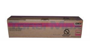 OKIDATA CX3535 MFP TONER CTG MAGENTA (44947306)