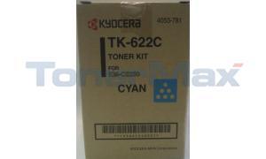 KYOCERA MITA KM-C2230 TONER CYAN (TK-622C)