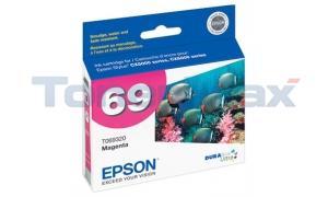 EPSON NO 69 INK MAGENTA (T069320)
