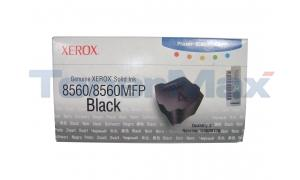 XEROX PHASER 8560 SOLID INK BLACK (108R00726)