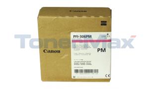 CANON PFI-306PM INK TANK PIGMENT PHOTO MAGENTA 330ML (6662B001)