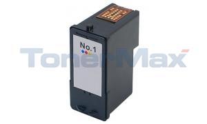 Compatible for LEXMARK Z735 NO. 1 INK CART COLOR (18C0781)
