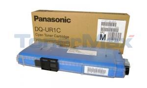 PANASONIC DP-CL21 TONER CART CYAN (DQ-UR1C)