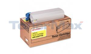 SHARP AR-C200P TONER YELLOW (AR-C20TYU)