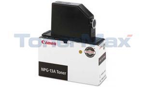 CANON NPG-13 TONER BLACK (1384A011)