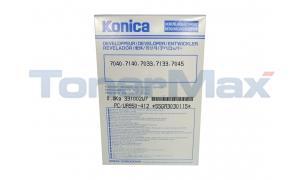 KONICA 7033 7040 DEVELOPER BLACK (950412)