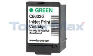 HP TIJ 1.0 INKJET GREEN  (C6602G)