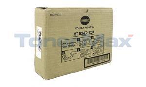MINOLTA 1030 TONER BLACK (103A) (8935-802)