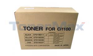 MITA CI1100 TONER BLACK (37019011)