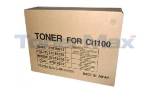 MITA CI1100 TONER MAGENTA (37019336)