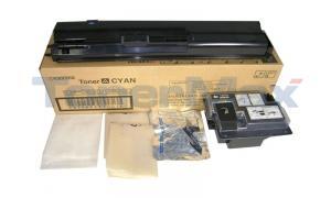 MITA KM-C830 TONER CYAN (370AA337)