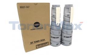 MINOLTA 3010 3510 TONER BLACK 303A (8937747)