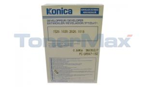 KONICA 1018 1590 2020 DEVELOPER BLACK (947192)