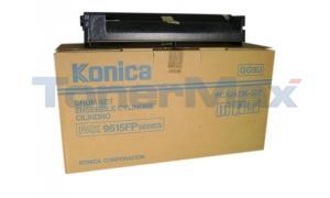 KONICA 9615 DRUM SET BLACK (930967)