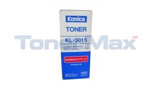 KONICA KL3015 TONER MAGENTA (950-030)