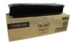 KYOCERA MITA KM-8030 6030 TONER KIT BLACK (TK-657)