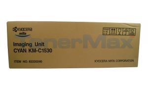 KYOCERA MITA KM-C1530 IMAGING UNIT CYAN (82220240)