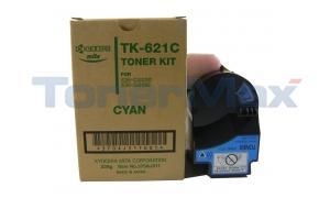 KYOCERA MITA KM-C2030 TONER CYAN (TK-621C)